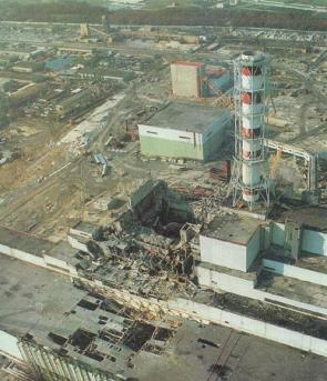 Chernobyl 24th anniversary