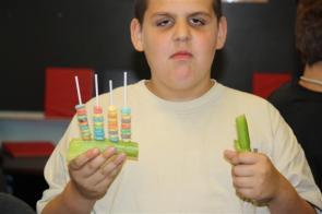Froot Loops, Celery, and WAT