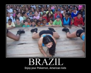 Pokemon vs. Brazil