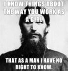 Rasputin memes