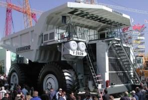 Liebherr T-282B