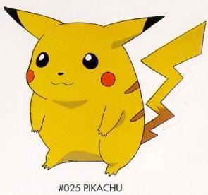 pikachu old vs new