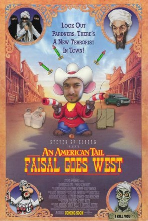 Fiasal Goes West