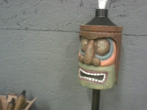 Tiki Tiki torch's