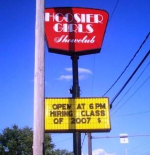 Stripclub now hiring Class of 2007