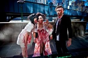 Zombie Shuffle day
