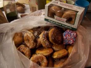 Bag O' Donuts