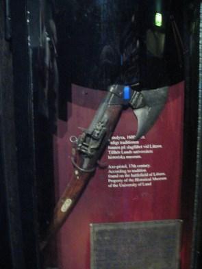 Axe-pistol