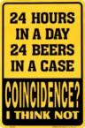 24 hours/24 beers