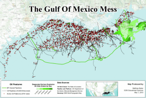 The Gulf Of Mexico Mess
