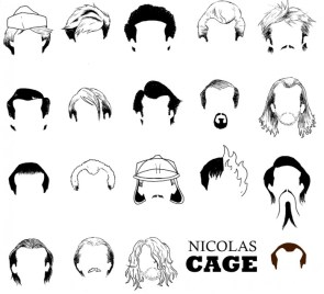 Nic Cage hair quiz!