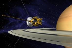 Saturn's Aurora