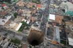 Huge Sinkhole