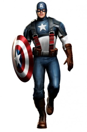 Captain America movie WW2 costume design revealed