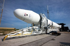Space X to launch Falcon 9 at 15:00 UT today
