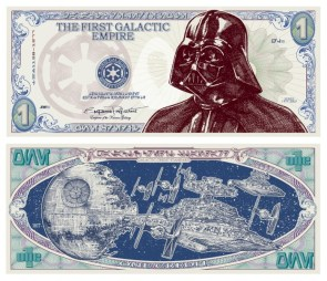Star Wars money