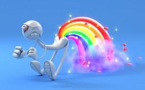 Rainbow Constipation