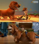 Toy Story + 11 Years