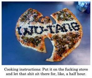 Wu-Tang Pizza