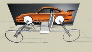 The World's Slowest Porsche