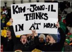 Kim Jong Il thinks