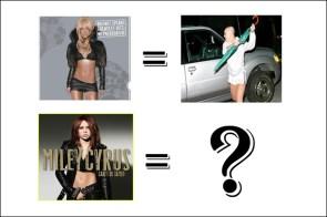 Britney Spears vs. Miley Cyrus