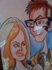 Doctor Who Caricature