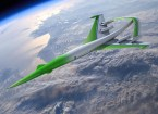 Concept Plane: Supersonic Green Machine