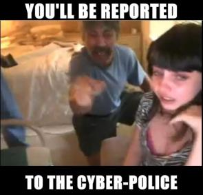 Jessi Slaughter Cyber Police