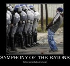 Symphony of the batons