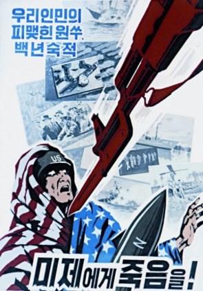 Anti US North Korea Propaganda