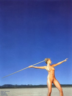 Jaime Pressley – Nude Olympics
