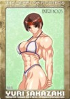 KoF – female bodybuilding