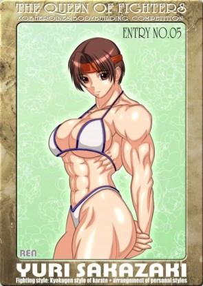 KoF – female bodybuilding