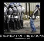 4Chan vs Twitter