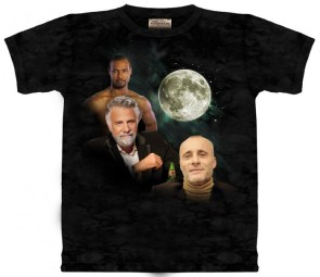 The Most Opulent Smelling Man Shirt in the World
