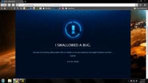 Battle.net error
