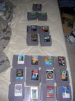 My NES collection