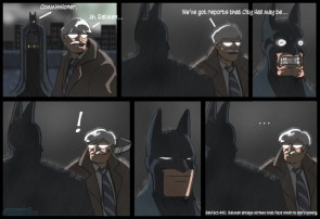 batman face