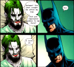 joker wakes up
