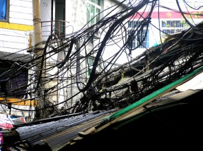 Cables in China