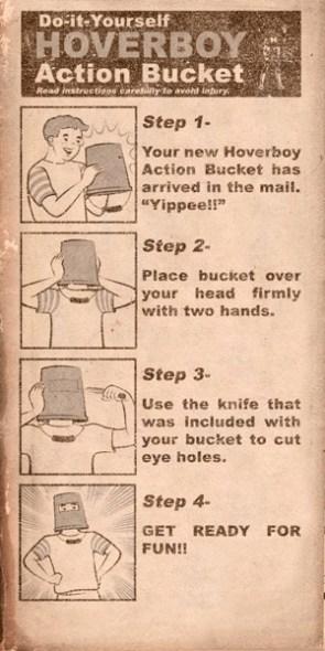 Hoverboy Action Buckey