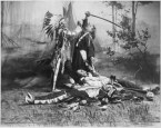 Death Of Custer – Buffalo Bill's Wild West Show