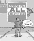 Question ALL Authority