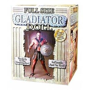 Gladiator Sex Doll for women