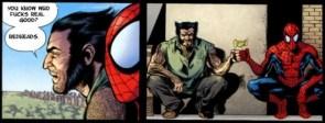Wolverine on Redheads