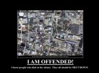 I am offended!