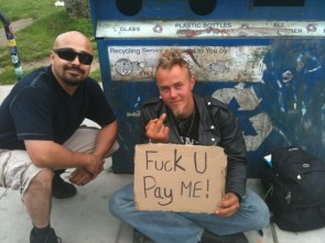 Fuck you pay me!