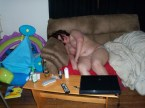 Why you should never pass out naked