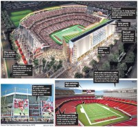 New 49ers Stadium